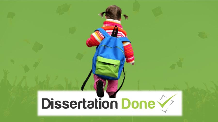 Dissertation school readyness