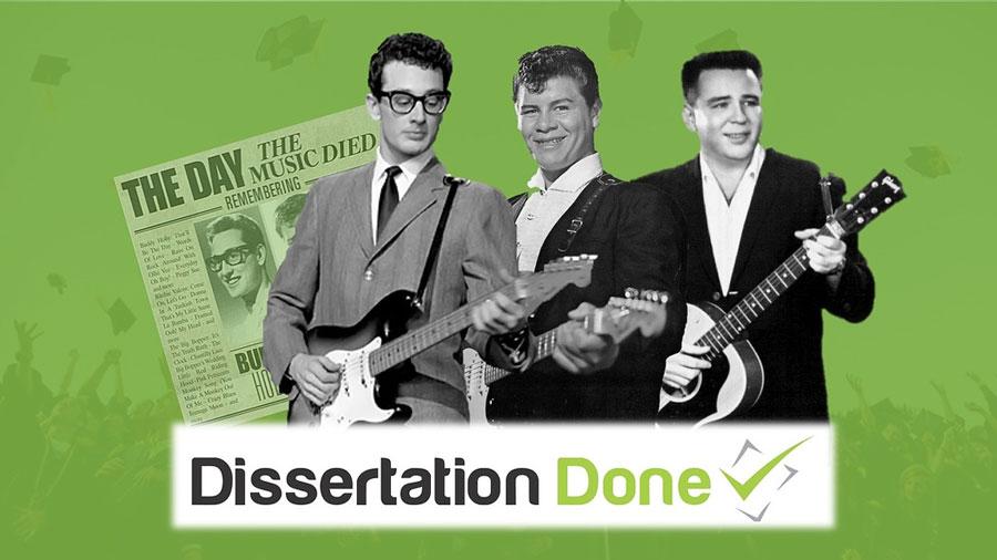 Dissertation music videos