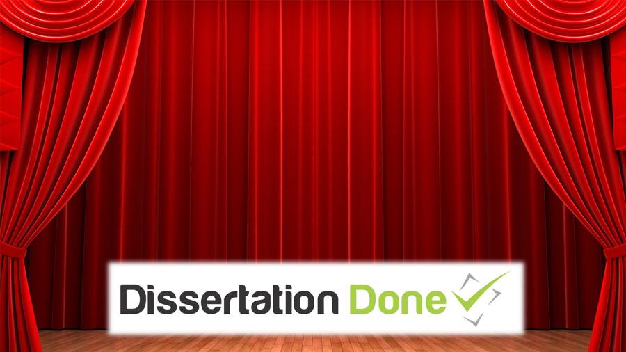 Dissertation on theatre
